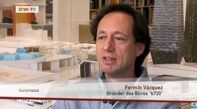 Construction of the future – The Spanish architect Fermín Vázquez