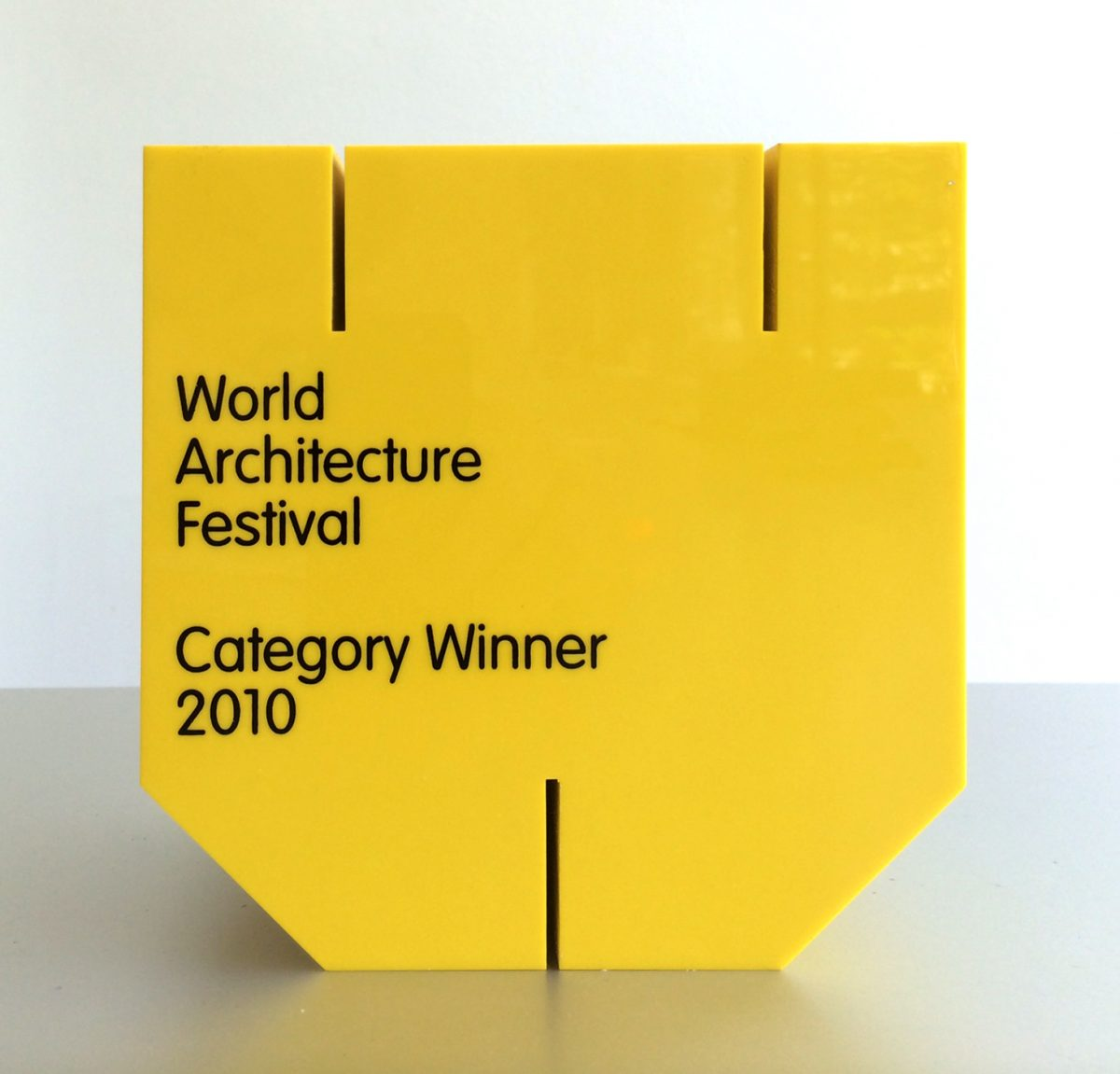 WAF Awards 2010 – World Best Civic and Community Building