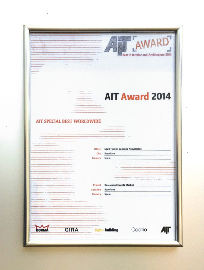 AIT Awards 2014 – Special Best Worldwide
