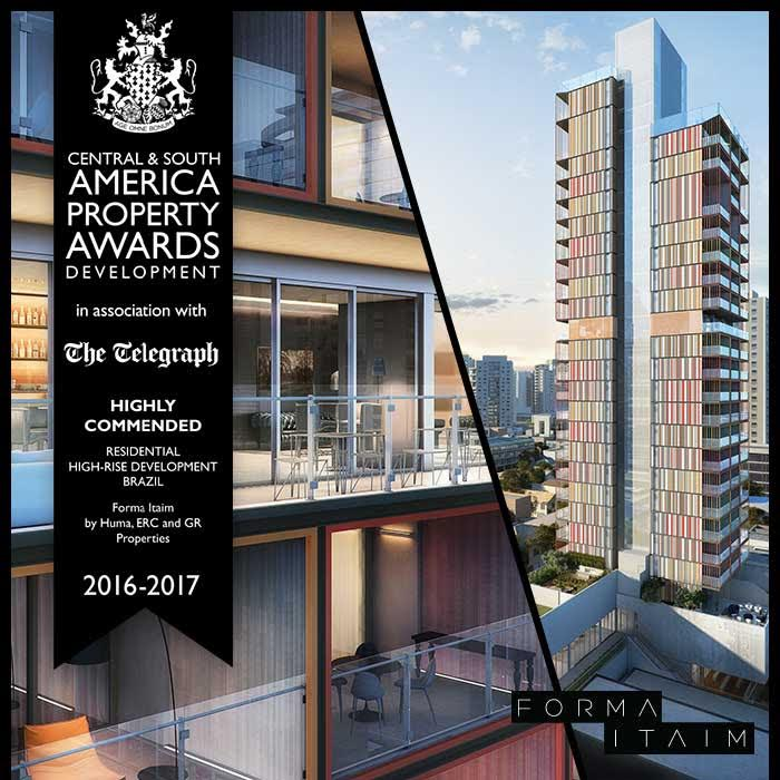Forma Itaim gana el premio International Property Awards