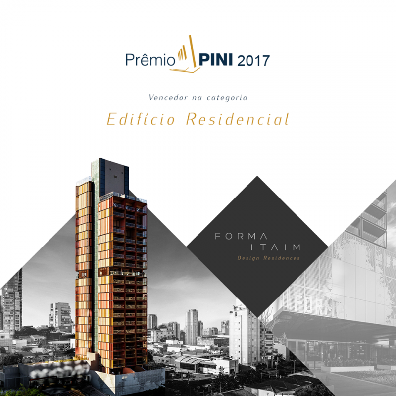 Itaim, 2017 PINI Award, Residential Building Category