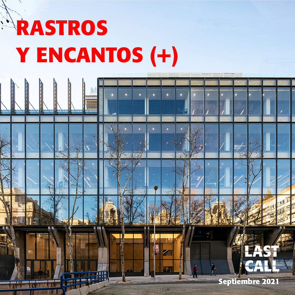 """The exhibition """"Rastros y Encantos (+)"""", on the work of b720, makes its last stop in Madrid"""